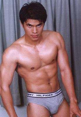 Very hot philippines handsome model with their cock kind!