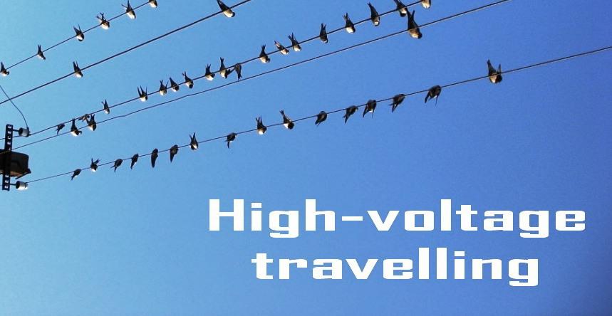High-voltage travelling: путешествия вдоль ЛЭП