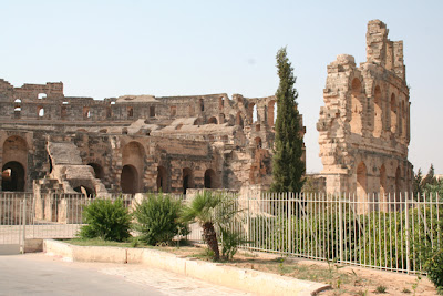 Anfiteatro romano de El-Jem