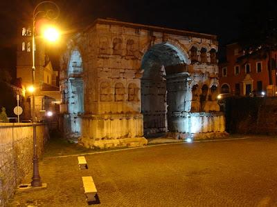 Arco degli Argentari
