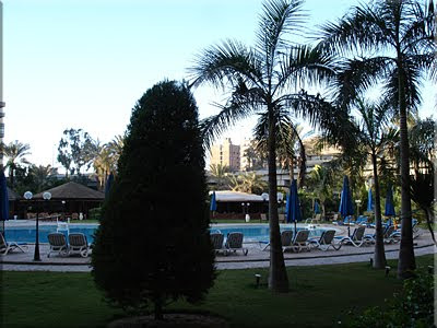 Grand Pyramids Hotel en Giza