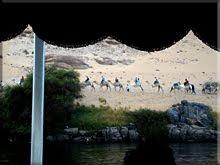 Caravana hacia el Pueblo Nubio