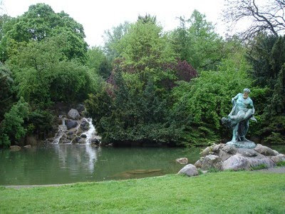 Viktoriapark - Kreuzberg