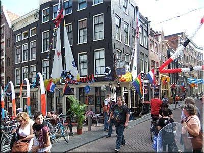 Ambiente en calles y canales