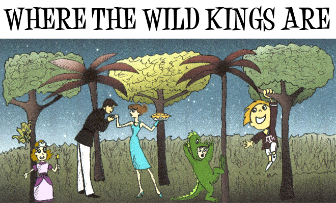 Where the Wild Kings Are