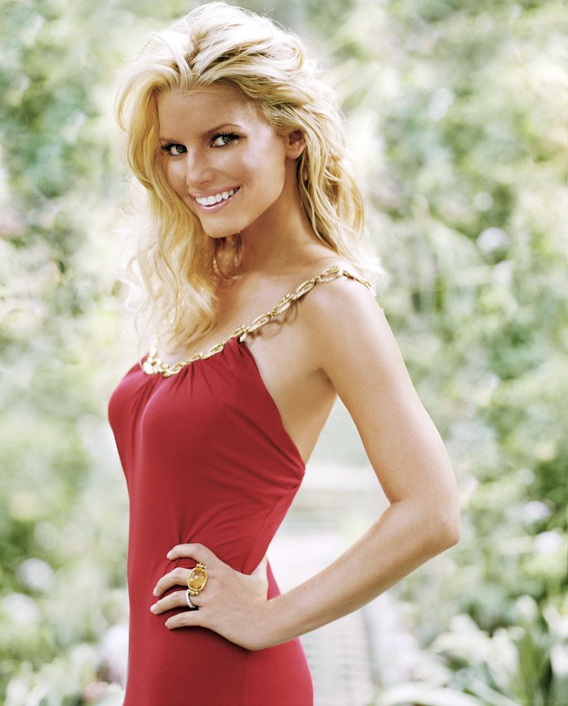 Jessica Simpson hot and video