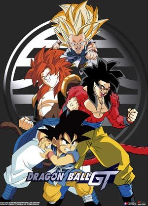 Dragonball GT