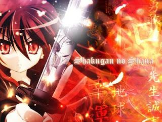 Shakugan No Shana - Episodios Online