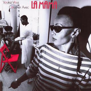 Cover Album of LA MAMA - VOULEZ-VOUS COUCHER AVEC LA MAMA (Unique Album - 1983)