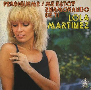 Lola Martinez Persigueme Me Estoy Enamorando De Ti