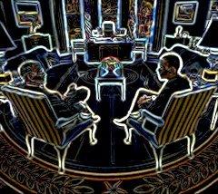 Ab heute sitzt Barak alleine am Tisch
