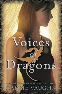 Voices of Dragons Carrie Vaughn
