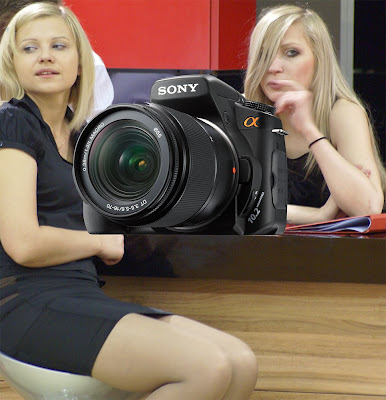 Double Kit for Sony A200