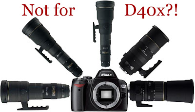 Sigma lenses: not for cheap D40x