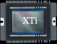 Canon XTi CMOS