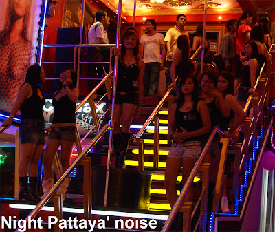 Night Pattaya' image noise