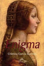 ENIGMA. 2º Libro de Cristina García Barreto como única autora.