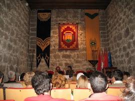 Recital Poético en Arenas de San Pedro (Ávila). Acto organizado por la Concejalía de Cultura...