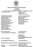 PARTICIPANTES EN EL ANUNCIADO EVENTO EN EL ATENEO DE MADRID.