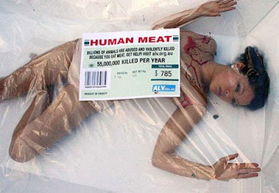 Human Meat - More Like An Illusion