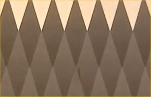 Shady Optical Illusion | Diamond Optical Illusion
