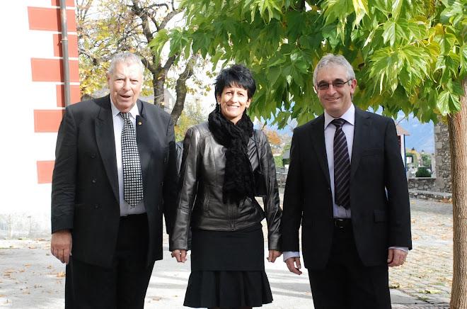 RELEVE DE PRESIDENT D'ENTENTE A SAVIESE