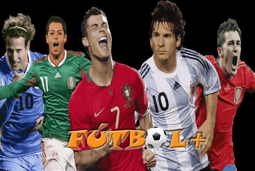 Fútbol+