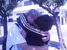 Nicolás te amo con todo mi corazón .. te amo te amo te amo .