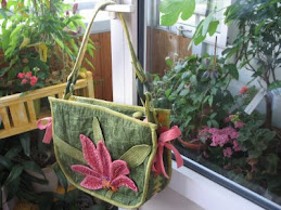 Purse Flower Power