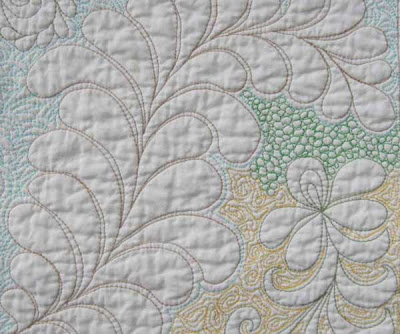 Continuous Line Quilting Patterns