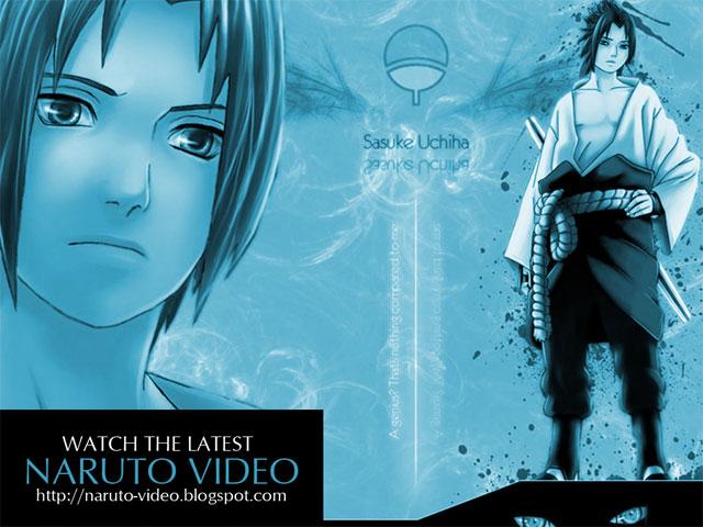 Imagenes de Naruto: Uchiha Sasuke