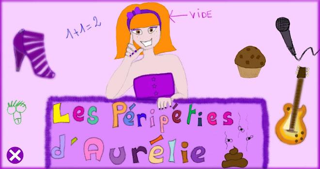 Les péripéties d'Aurélie