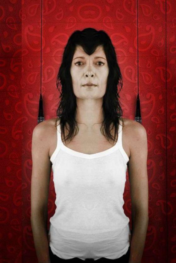 Anne-Marie Cadieux - Xueidac Eiram-Enna | Face 2 Faces