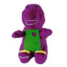 Barney - I Love You