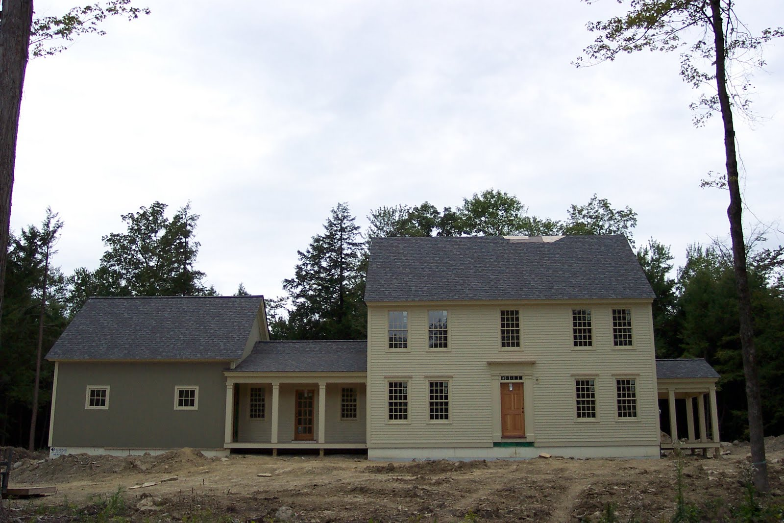 Our New Old House: September 2010