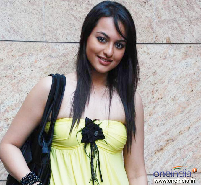 Sonakshi Sinha is an Indian