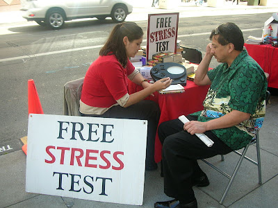 The Church of Scientology's stress test is free, but ruining your life costs extra