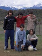 los futboleros de oroel