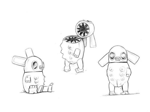 Hruncha bobot character