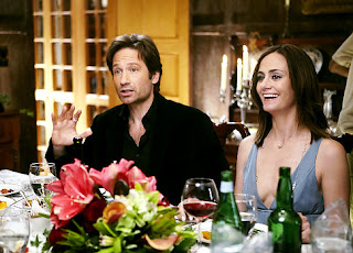 David Duchovny, Diane Farr in 'Californication'