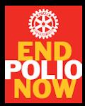 Contribua para erradicar a Pólio