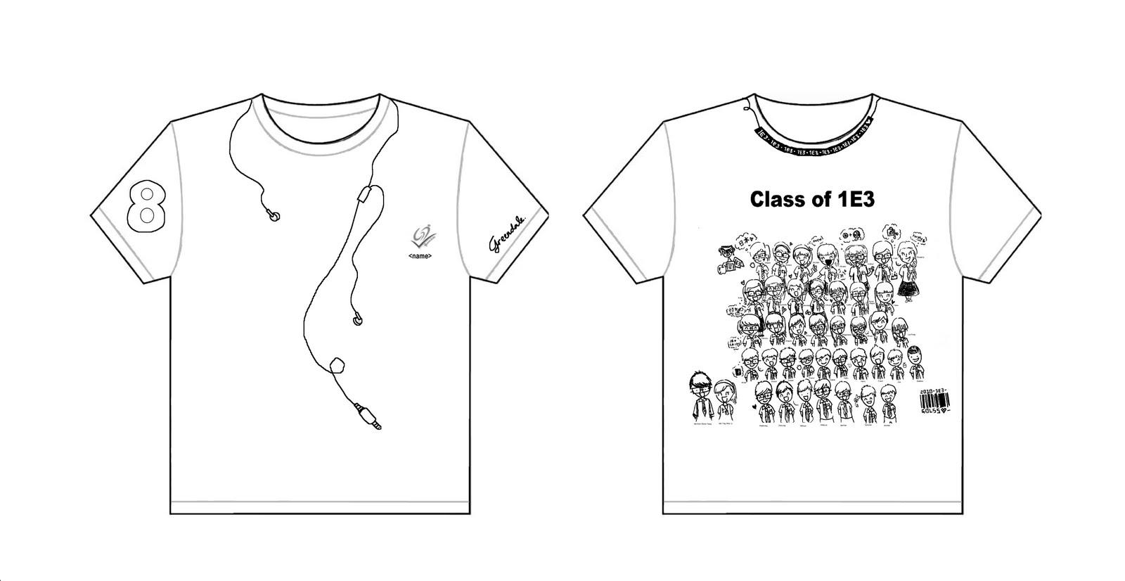 School Class T Shirt Design Ideas Bcd Tofu House