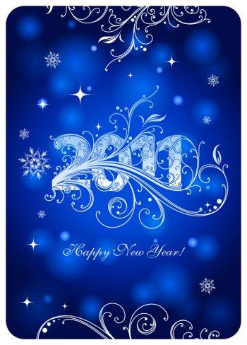 Ucapan Selamat Tahun Baru 2011