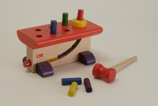 carl and me wooden toys