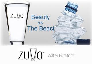 Zuvo water filter