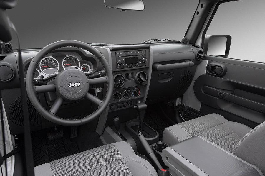 Jeepy, the Jeep Wrangler