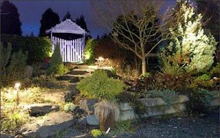 Iluminacion dise o iluminacion de parques y jardines for Diseno iluminacion jardines
