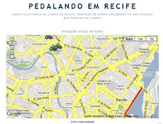 MAPA CICLOVIRIO RECIFE