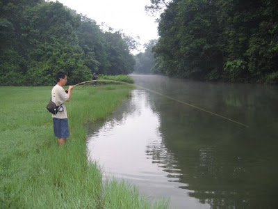 Fly fishing club singapore for Fly fishing clubs