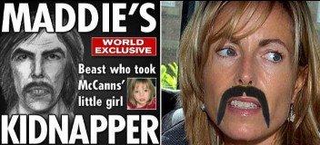 Finalmente revelado o raptor de Maddie!